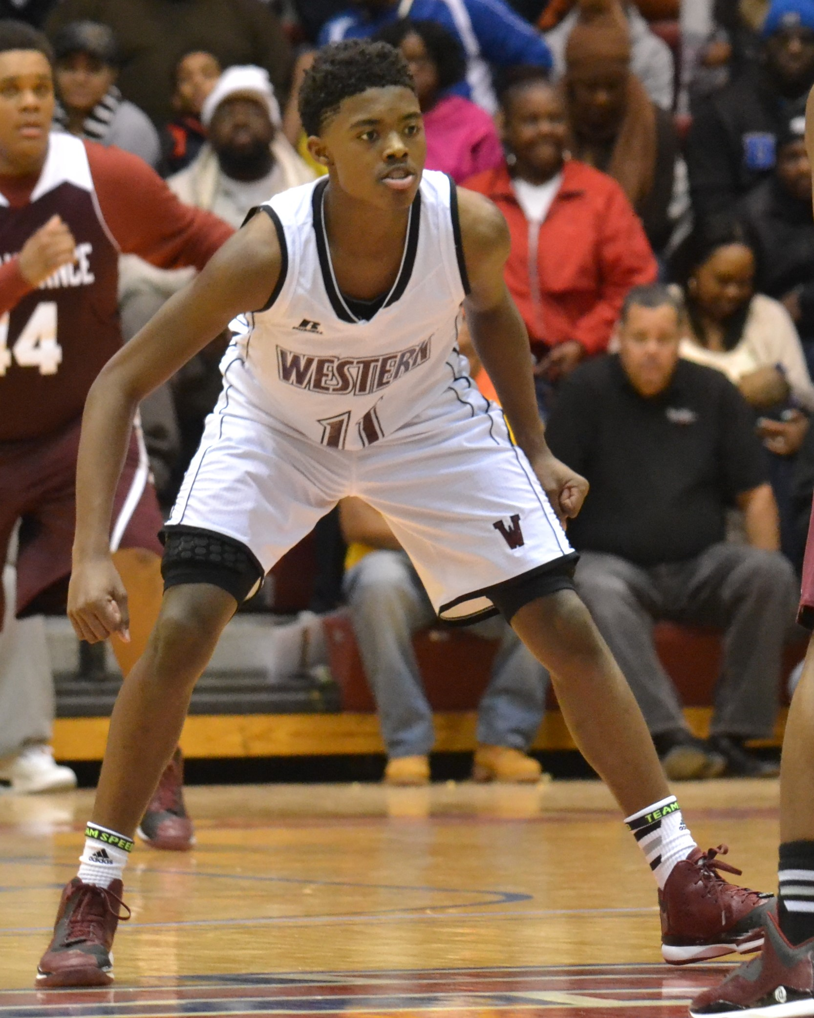 Detroit Western's Brailen Neely looks like the next small guard who will excel at Oakland.