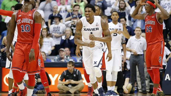 Jalen Reynolds turned pro with a year of eligibility left at Xavier.