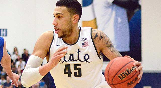Denzel Valentine will be a first-round pick after an All-American career at MSU.