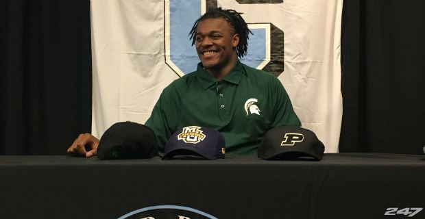 Grand Rapids Christian senior Xavier Tillman is favored to give Michigan State another Mr. Basketball.